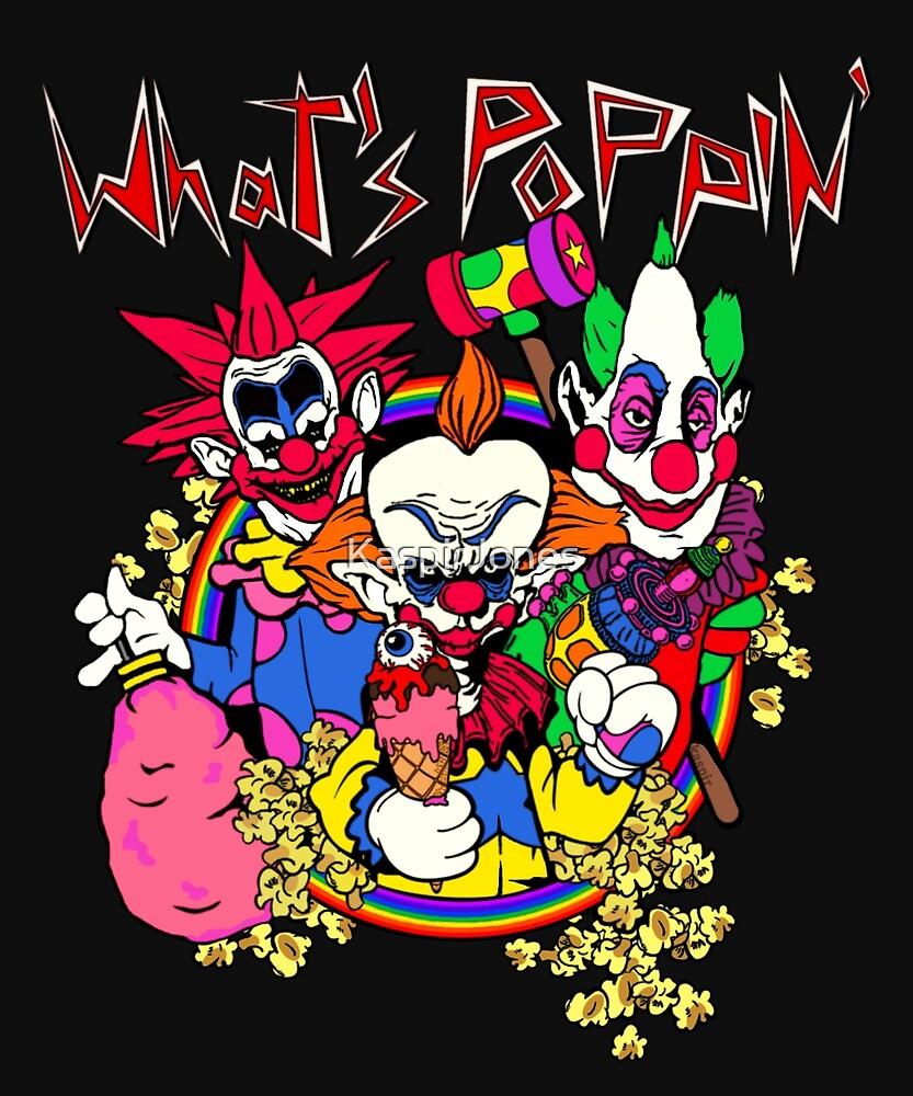 What's Poppin' by KaspirJones