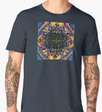 Colorful Fractal Men's Premium T-Shirt