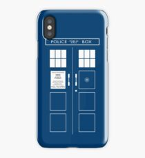The Travel Box iPhone Case/Skin