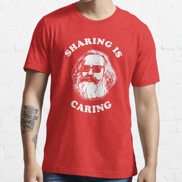 Sharing Is Caring Essential T-Shirt