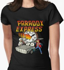Paradox Express Women's Fitted T-Shirt