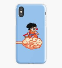 Flying Nimbus iPhone Case/Skin