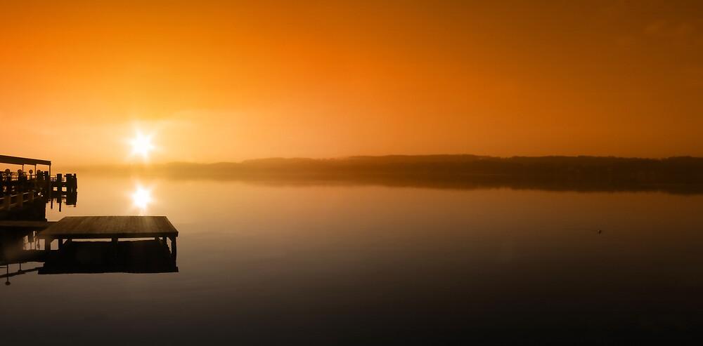 Lake Constantine  by Steven  Sandner