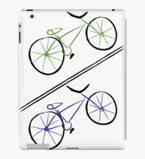 Bike Faces iPad Case/Skin