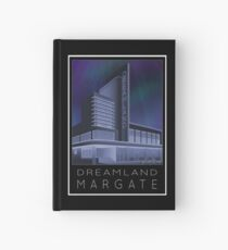 Scooter Poster Dreamland Margate Hardcover Journal