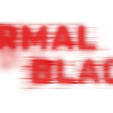 Paranormal Blacktivity by yabamena