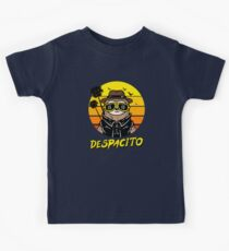 Despacito Sloth Kids Tee