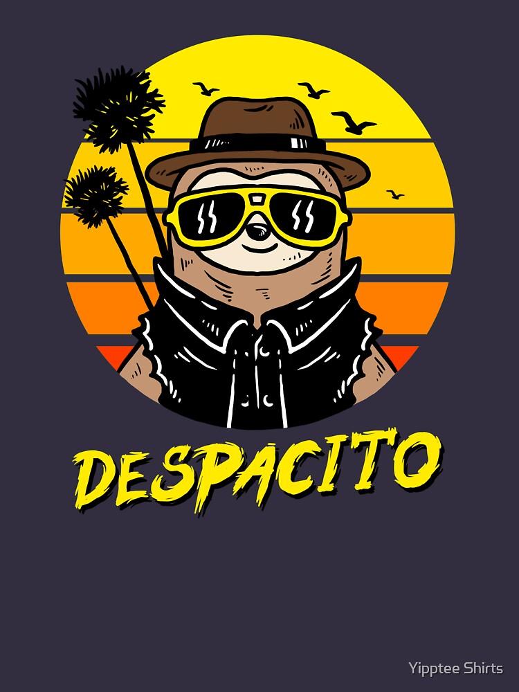 Despacito Sloth by dumbshirts