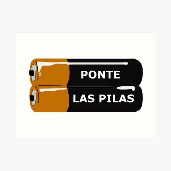 Ponte Las Pilas Art Print