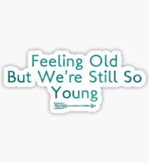 Young Sticker