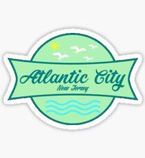 Atlantic City Sticker