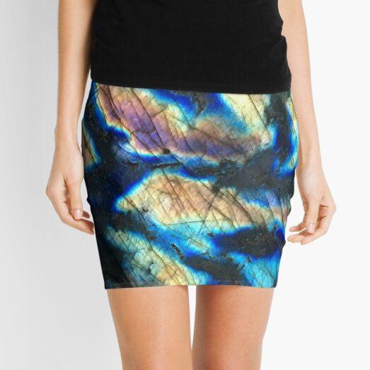 Labradorite Mini Skirt