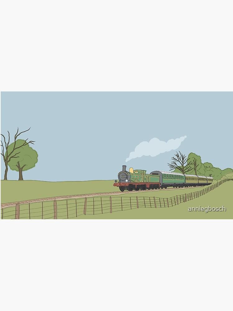 Bluebell Railway by anniegbosch