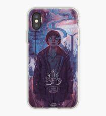 Fremde Dinge - Der Spion iPhone-Hülle & Cover