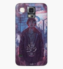 Stranger Things - The Spy Case/Skin for Samsung Galaxy
