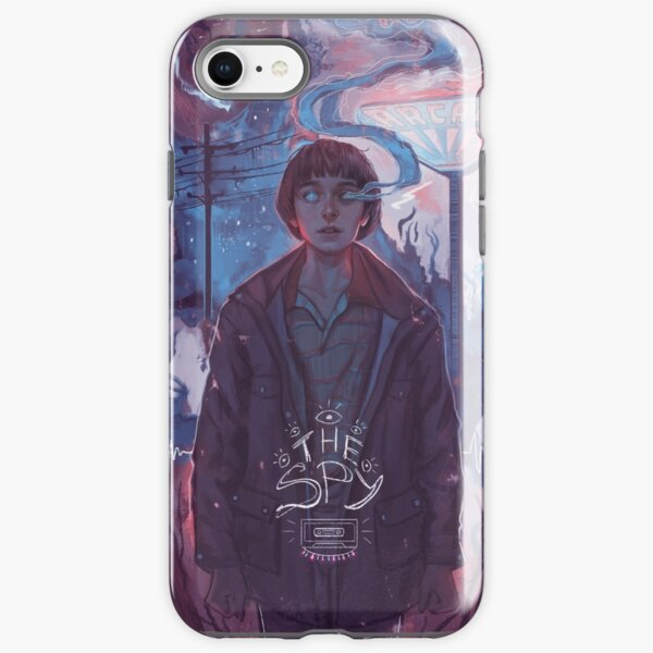 Stranger Things - The Spy iPhone Tough Case