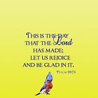 This is the Day by Kathy Weaver