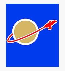 LEG0 SPACE SERENITY (FIREFLY) Photographic Print
