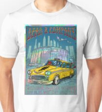 Poster Dead Company, Madison Square Garden New York City November 12,14 2017  T-Shirt