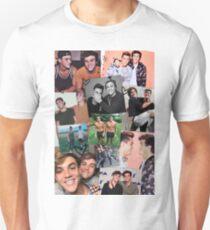 Dolan Twins Cute Collage  T-Shirt