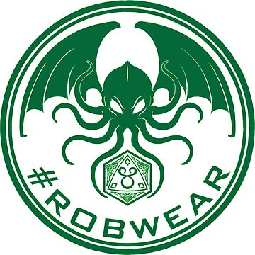 #RobWear Green Stamp by RobertVaughan