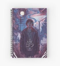 Stranger Things - The Spy Spiral Notebook