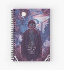 Cuaderno de espiral Cosas extrañas: el espía