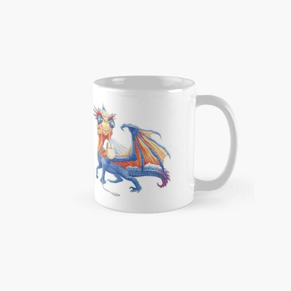 Majestic dragon mug Classic Mug
