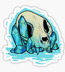 Crystallus Sticker