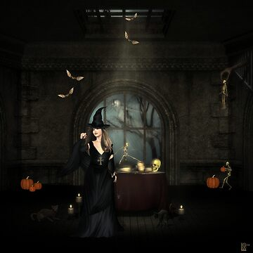 Happy Halloween My Dear   by ArtisticByNature