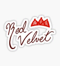 Red Velvet - Peek a Boo  Sticker