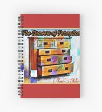 The Drawers of Perception Spiral Notebook