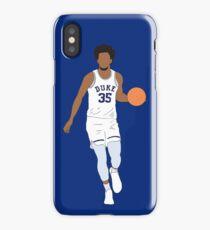 Marvin Bagley III, Duke iPhone Case