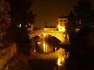 Ponte San Michele by Mui-Ling Teh