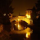 Ponte San Michele by Mui-Ling Teh