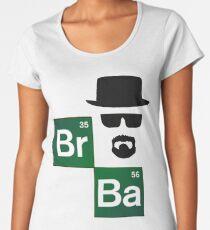 BREAKING BAD Premium Scoop T-Shirt