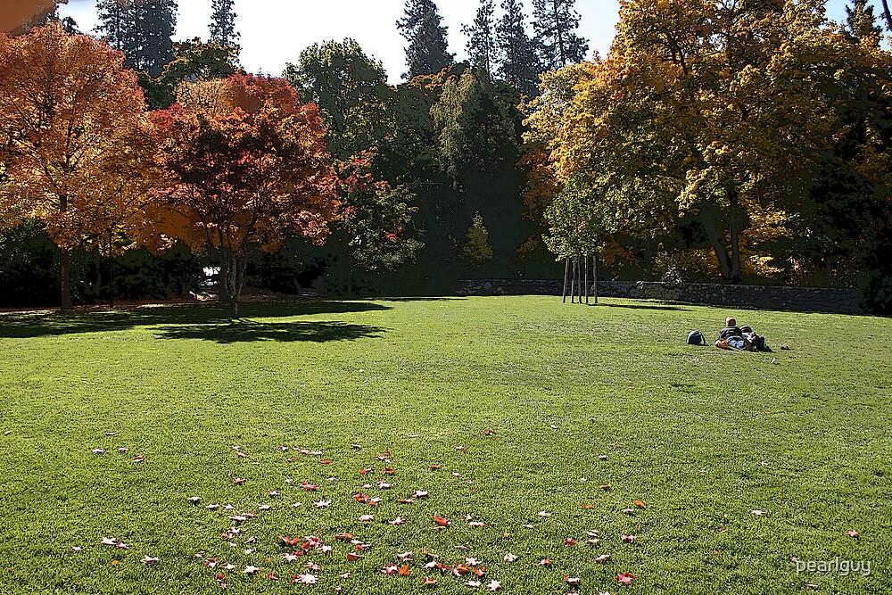 Lithia Park by pearlguy