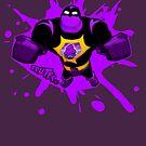 Brutes.io (Superbrute Biohazard Pink) by brutes