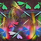 Dragonfly Flight by Delights