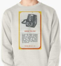 "Old School Analogue Kodak Ensign ""Ful-Vue"" Pullover"