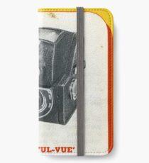 "Old School Analogue Kodak Ensign ""Ful-Vue"" iPhone Wallet/Case/Skin"
