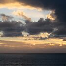 Dark Sunset by Gloria Abbey