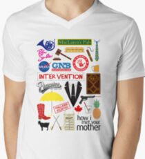 How I Met Your Mother Men's V-Neck T-Shirt