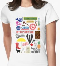 How I Met Your Mother Women's Fitted T-Shirt