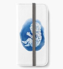 Your Eyes Saw My Unformed Body iPhone Wallet/Case/Skin