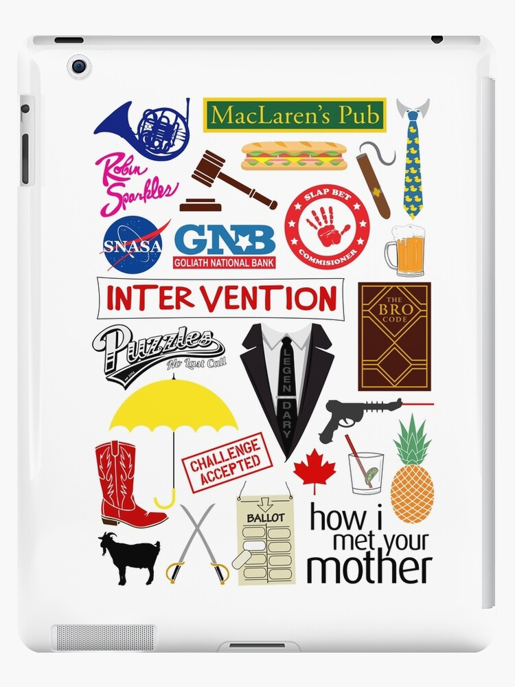 «Cómo me encontré con tu madre» de KH-Designs