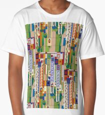 Saguaro by Frank Lloyd Wright Long T-Shirt