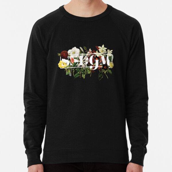 SSDGM Murderino Flower Illustration My Favorite Murder Lightweight Sweatshirt