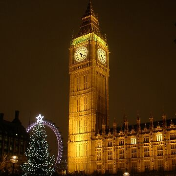 Big Ben ticks Goodnight by m48teh