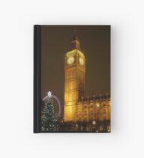 Big Ben ticks Goodnight Hardcover Journal